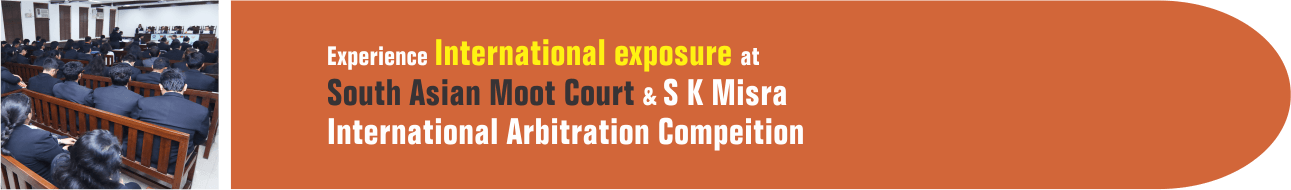 South Asian Moot Court SK Misra